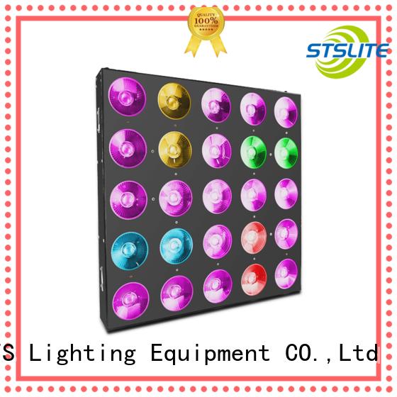 STSLITE convenient led par light optional for stage