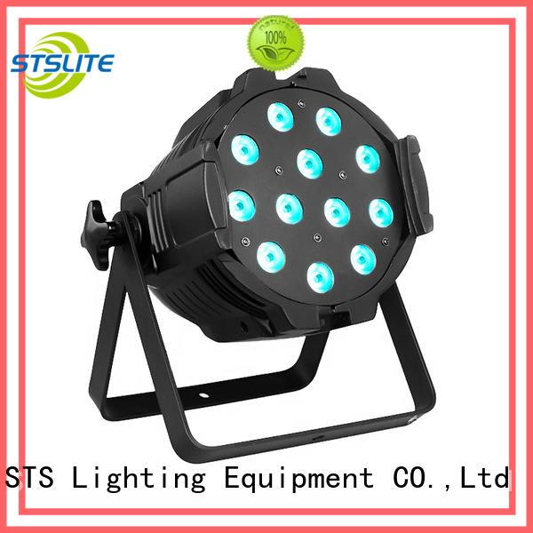 STSLITE 503 rgb led par light creative for stage