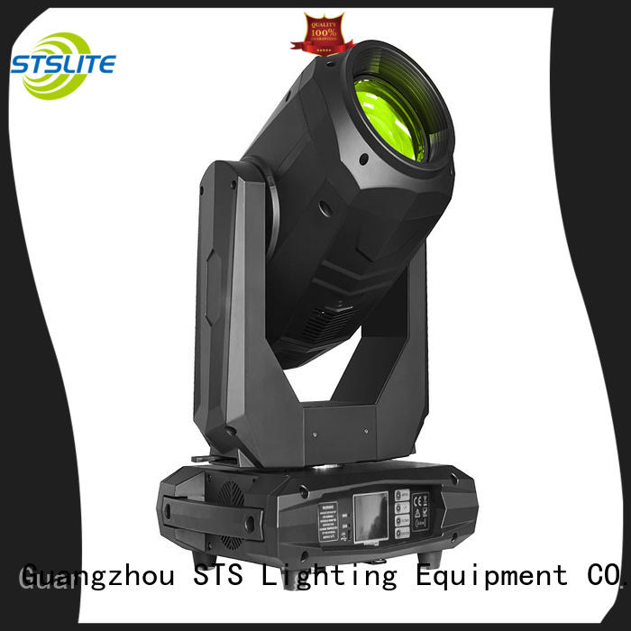 clear pattern follow spot 200w factory price for theaters