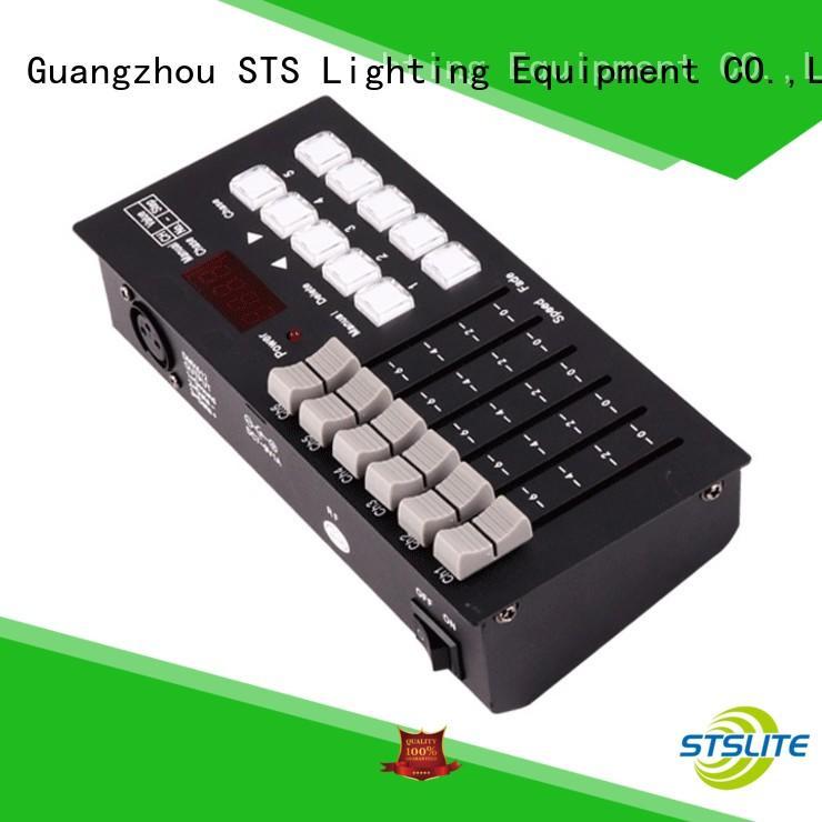 STSLITE consolepearl best dmx lighting controller interface for lightting