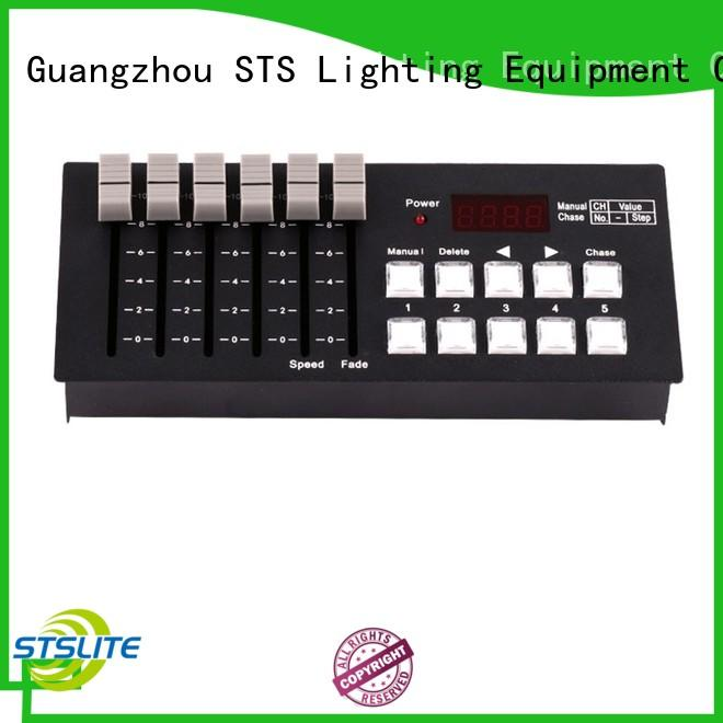 STSLITE signal professional dmx controller interface for steuerung