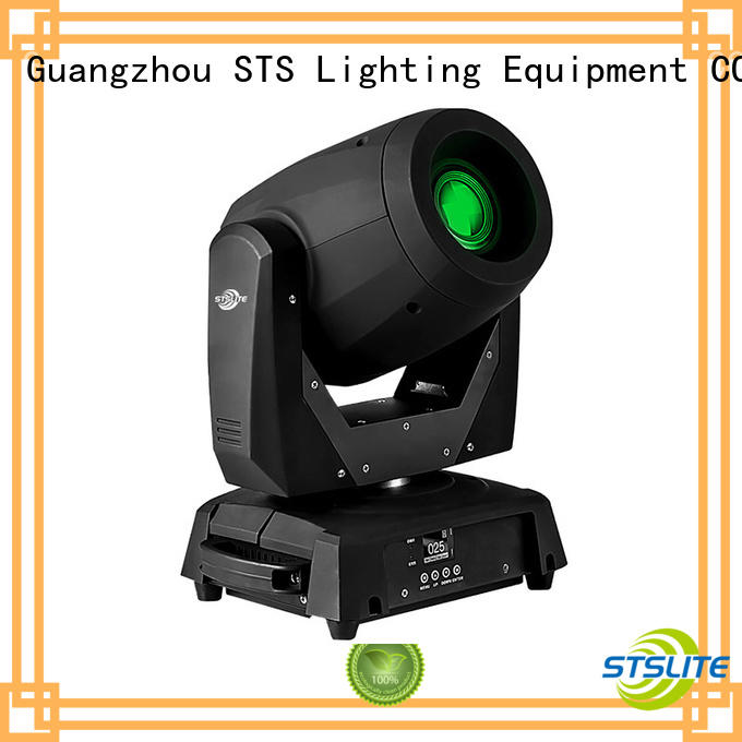 STSLITE rich pattern spot led moving head factory price for churches