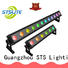 High Bright led stage lighting fixtures rgbwauv for photography for theatre