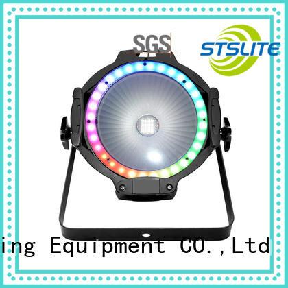 STSLITE compact size led color wash lights dj for events