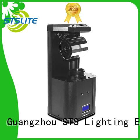 STSLITE changeable scanner dmx effect light