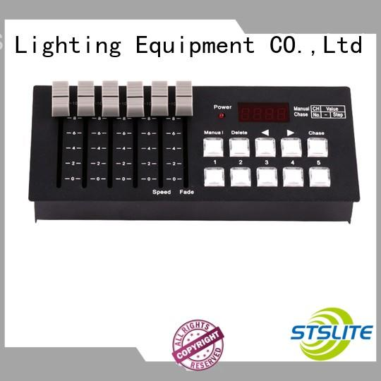 STSLITE convenient dmx light controller price wholesale for software
