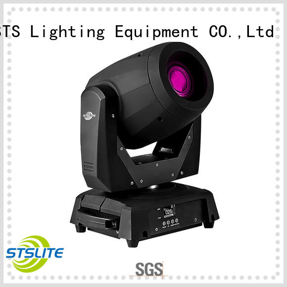 STSLITE 75w moving spot led sound control for churches