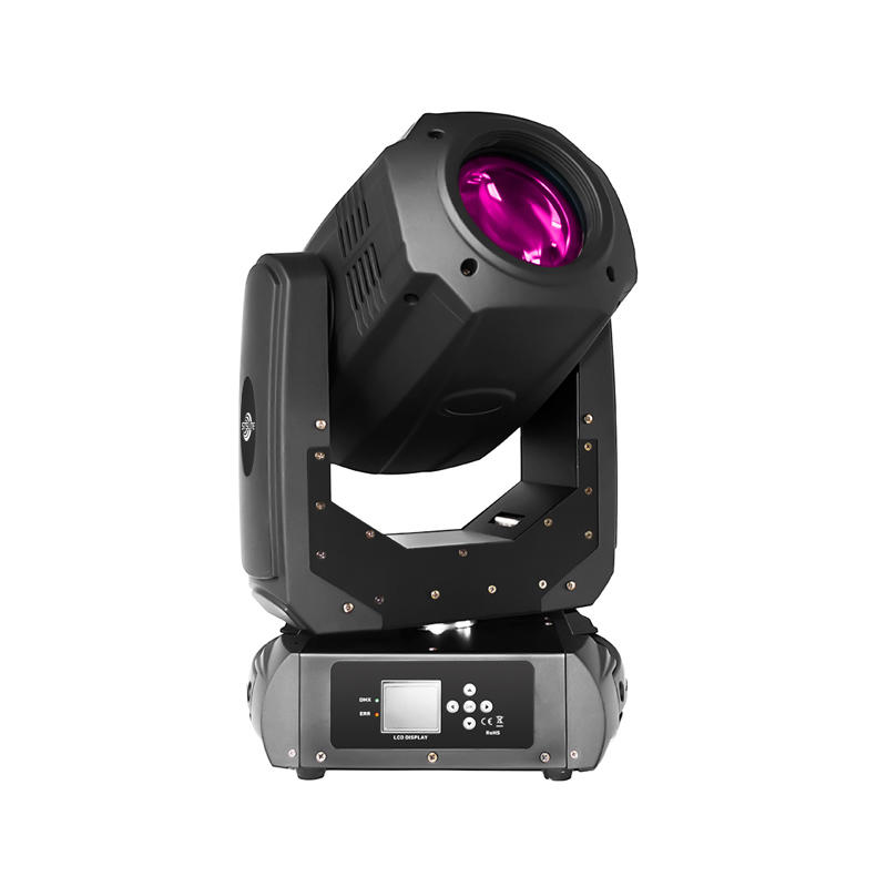 Moving head Spot LED_M SPOT 200II  200W LED Beam Spot Wash  3-in-1 hybrid show lighting