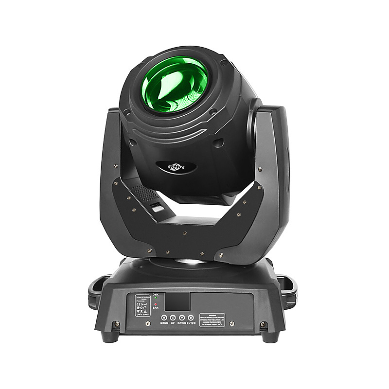 convenient installed led beam moving head head head spot for nightclubs-2