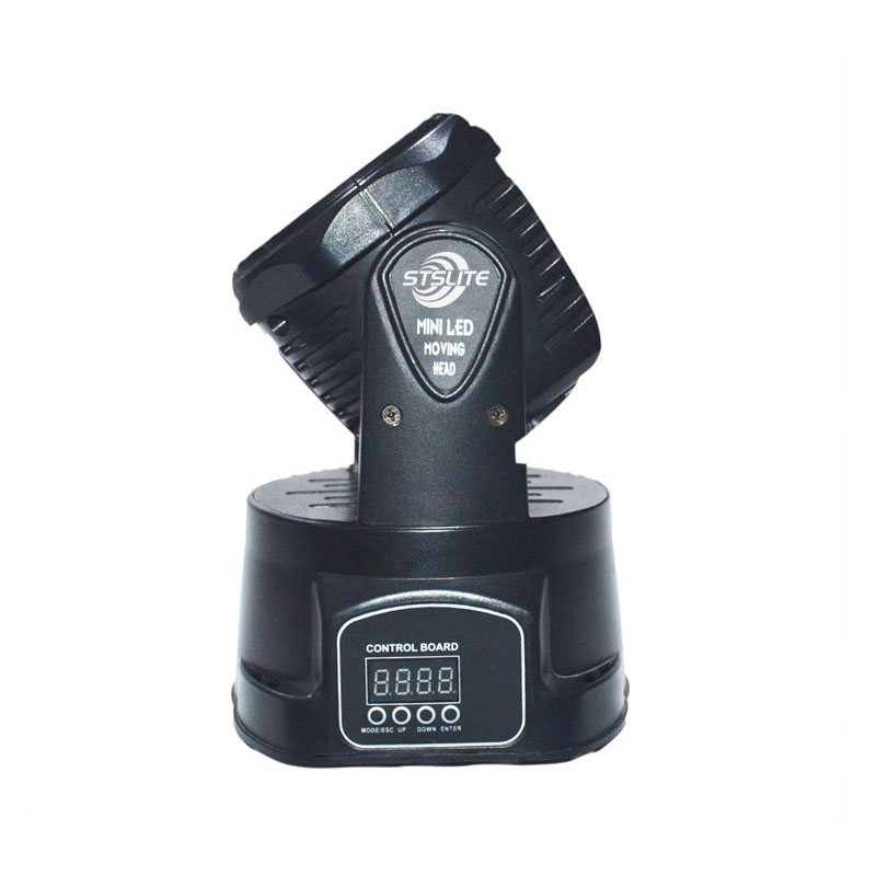 STSLITE 8w led moving head wash light form China for theatre,-2