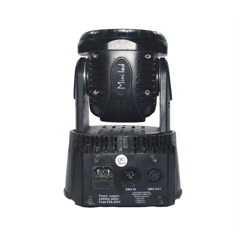 STSLITE 8w led moving head wash light form China for theatre,-3