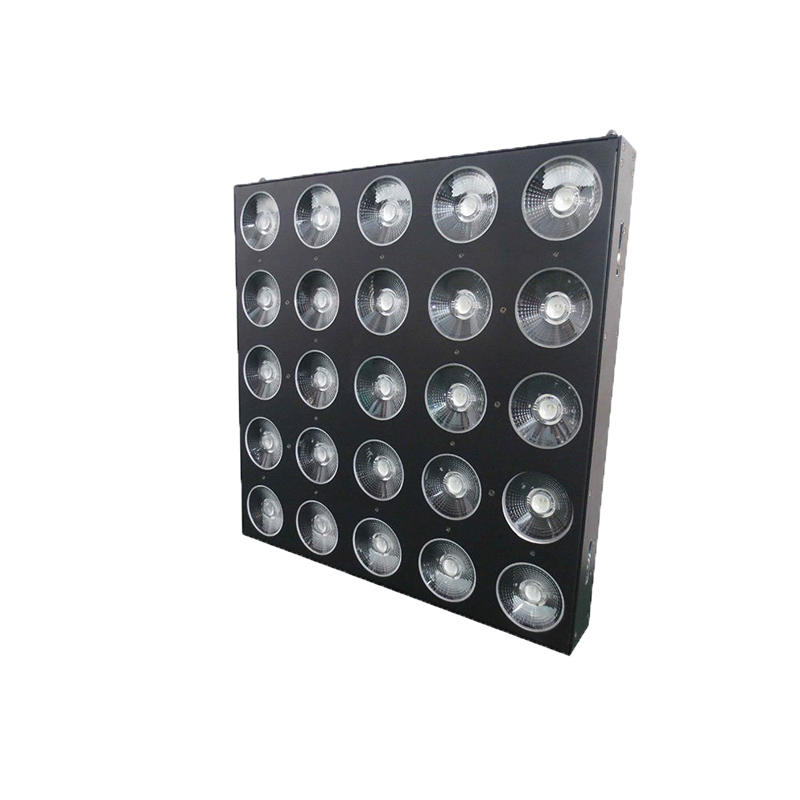 LED Matrix Light_MATRIX C525 equipped with 25*30W RGB COB LED pixel matrix lighting