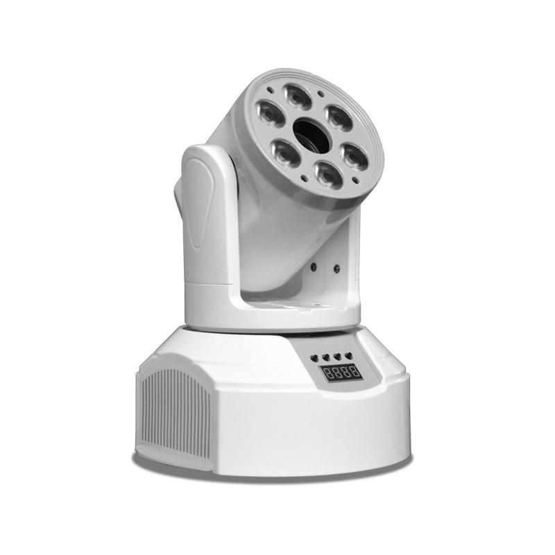 Moving Head_MOVING 200L mini LED lighting centre laser light and outer ring RGBW LED wash moving head effect lighting