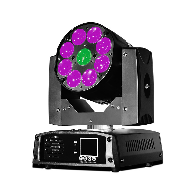 STSLITE quad rgbw moving head form China for live show-1