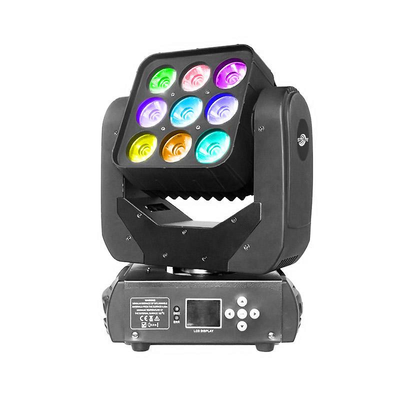 STSLITE g10 dj effects maker for TV studio,
