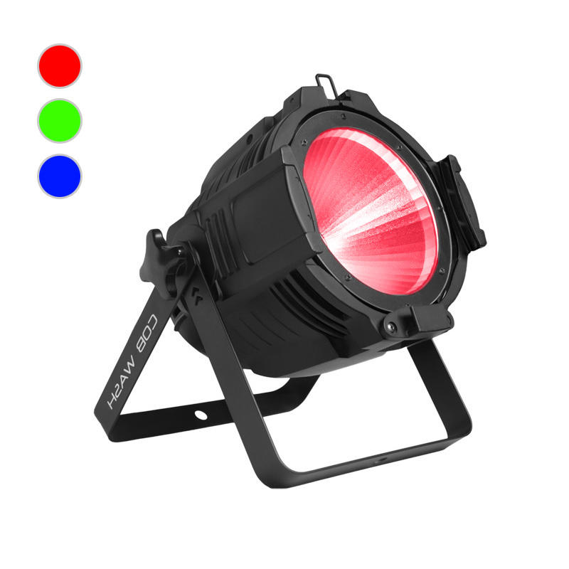 COB PAR Light_C PAR 100T 100W  RGB 3in1 COB LED PAR  CAN WASH Light
