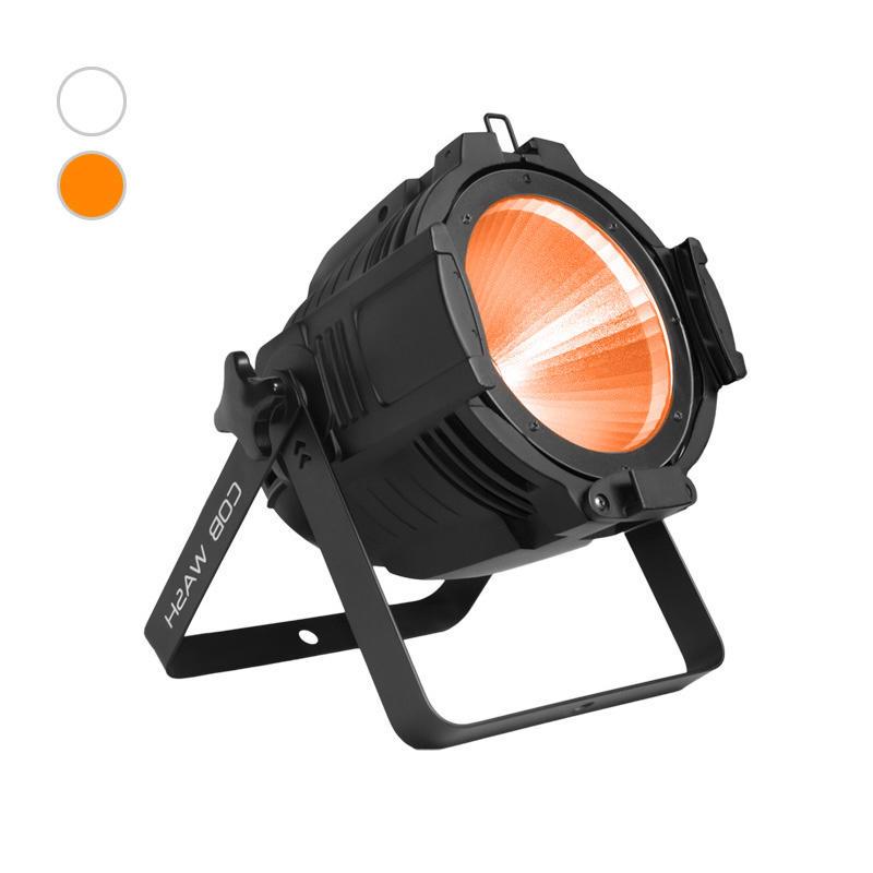 COB PAR Light_C PAR 100CW  100W Cold and Warm White 2in1 COB LED PAR CAN Wash Lighting