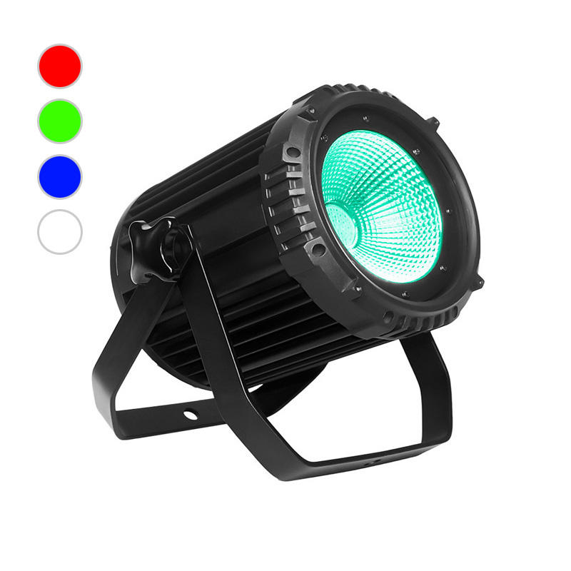 COB PAR Led Par Rgb 4in1 COB LED Silence Par Lights