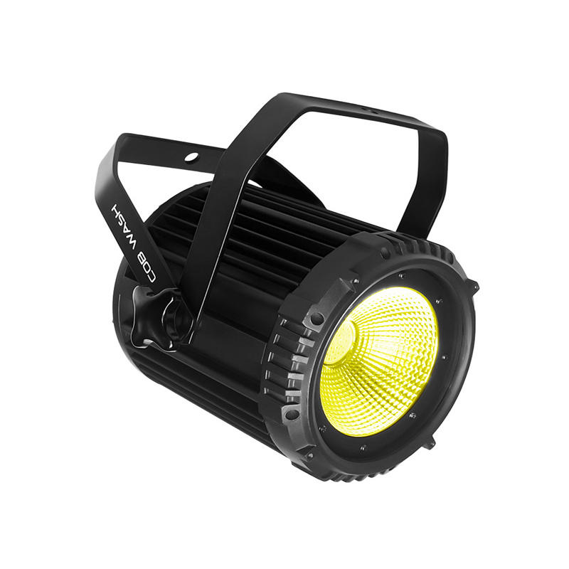 Cob Par Light C Par 1005s 100w Rgbwa 5in1 Cob Led Silence Par Lights