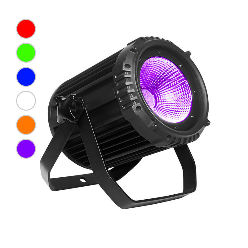 COB PAR Light_C PAR 1006S 100W RGBWA+UV 6in1 Par Led Cob