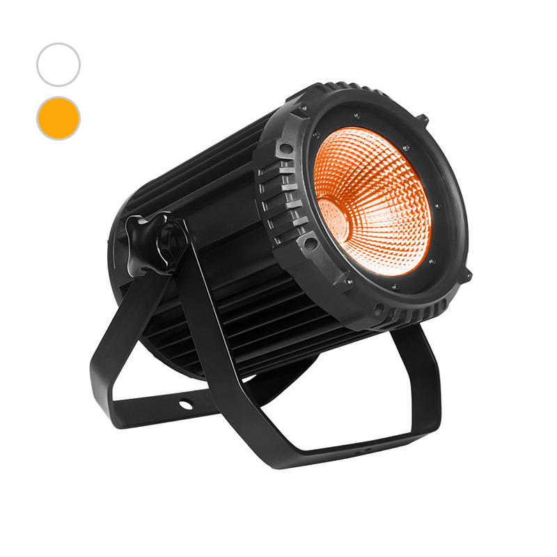 COB PAR Light_C PAR 100CWS 100W  5600K Cold and 3200K Warm White COB LED silence Lighting