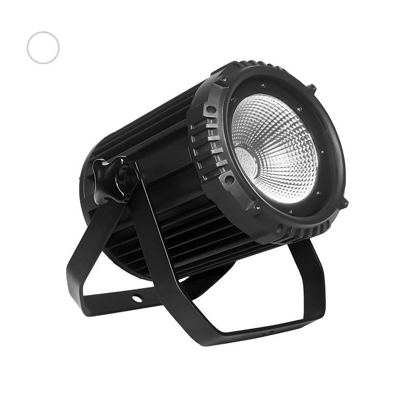Led Par Rgbw 100CS 100W White COB LED Silence Par Lights