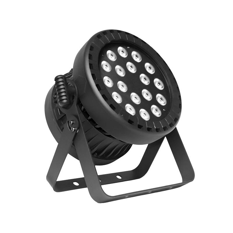 PAR Light_P WASH 1886 IP 18pcs 8W RGBWA+UV 6-in-1 LED outdoor waterproof IP65 light
