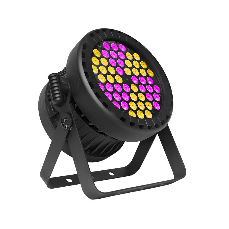 LED PAR Light P WASH 5403IP 54pcs 3W RGB 3in1 Cob Led Par Light