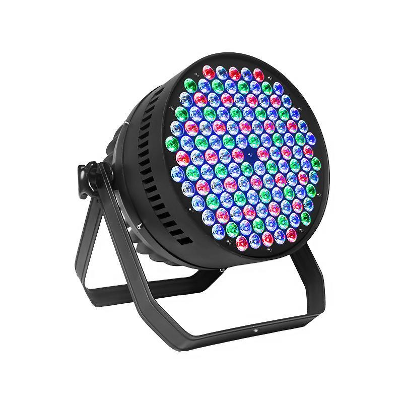 PAR Light_P WASH 12003  120pcs × 3 W (R30, G30, B30, W30) LED PAR Stage Lighting
