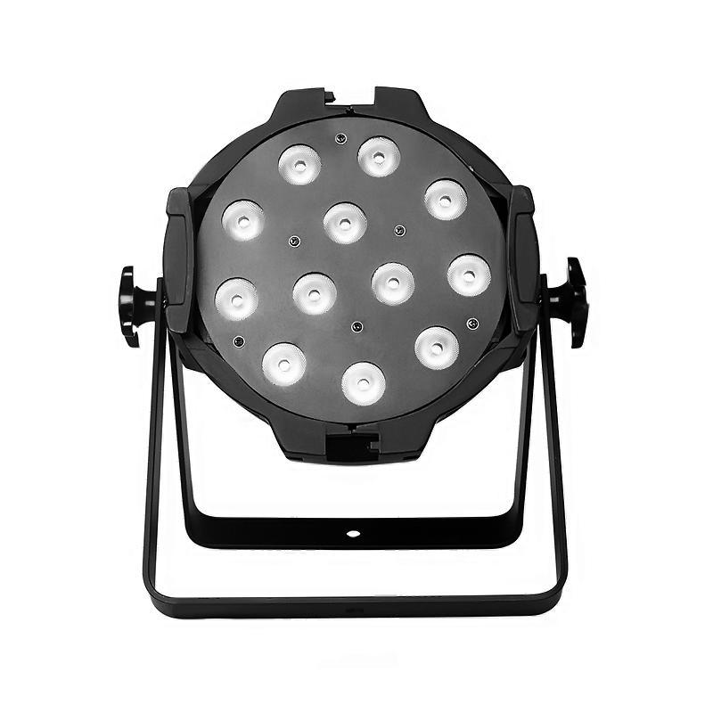 PAR Light_P WASH 128 12pcs 8W RGBWA+UV 6-in-1 LED PAR  STAGE Lighting