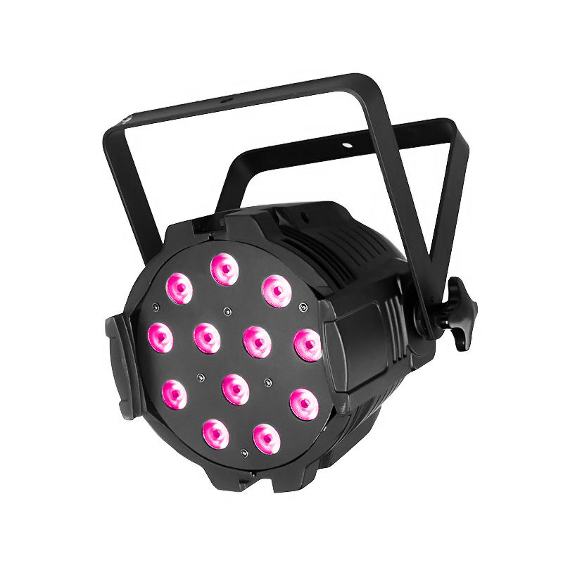 STSLITE 5in1 led lights par cans novel housing for events
