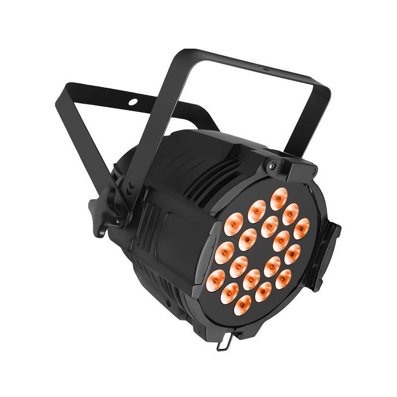 PAR Light_P WASH 188 18pcs 8W RGBW 4-in-1 LED PAR WASH STAGE Lighting