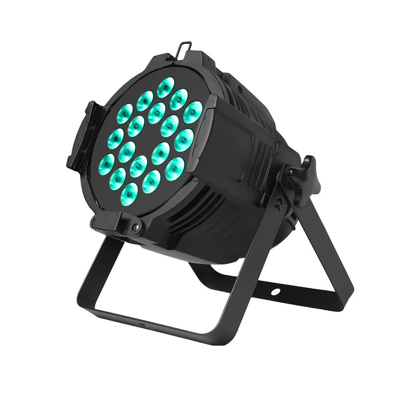 attractive dmx par led 124ip dj for outdoors