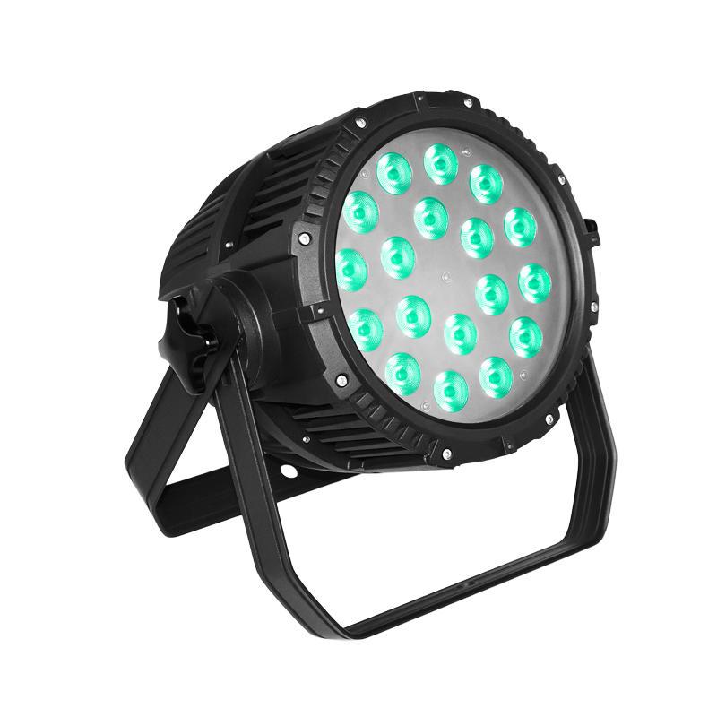 Par Lighting P WASH 188IP 18pcs 8W RGBW 4-In-1 LED