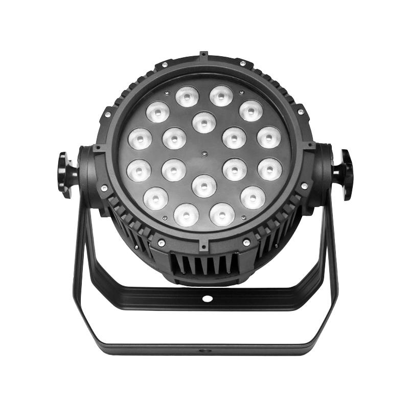 PAR Light_P WASH 188IP 18pcs 8W RGBW 4-in-1 LED PAR stage Lighting outdoor waterproof IP65