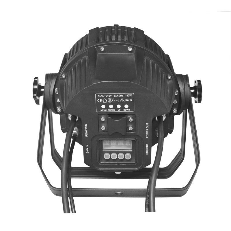 compact size mini par light 300z dj for events