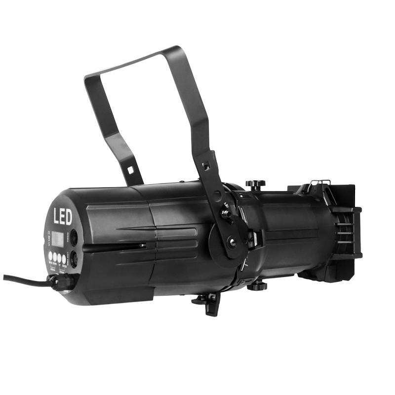 Effect Light_CPX200 Ellipsoidal Spot light(Imaging Light) 150W White COB LED profile par light