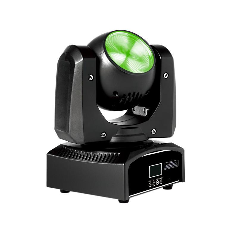 Mini Moving Head Beam Light 215 2pcs 15W RGBW