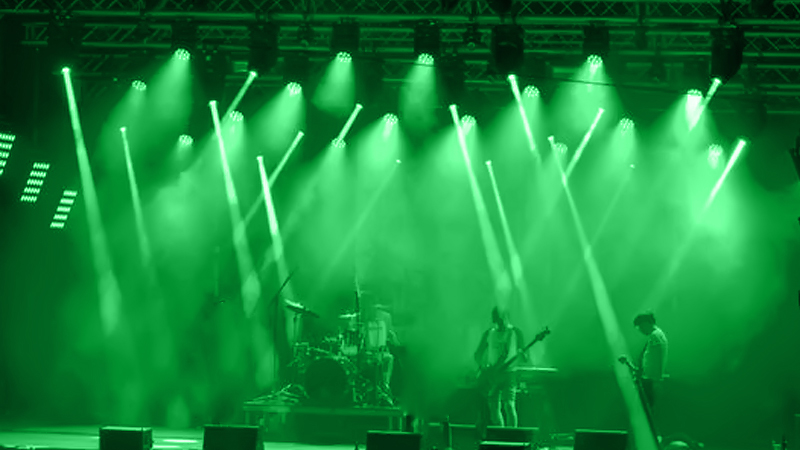 electronic led washer 200l supply for live show-10