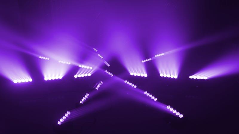 professional ledwash light maker for TV studio,-10