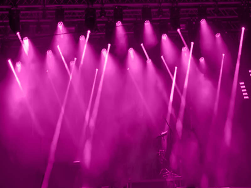 STSLITE rich saturated colours low lying fog machine lighting for live show-12