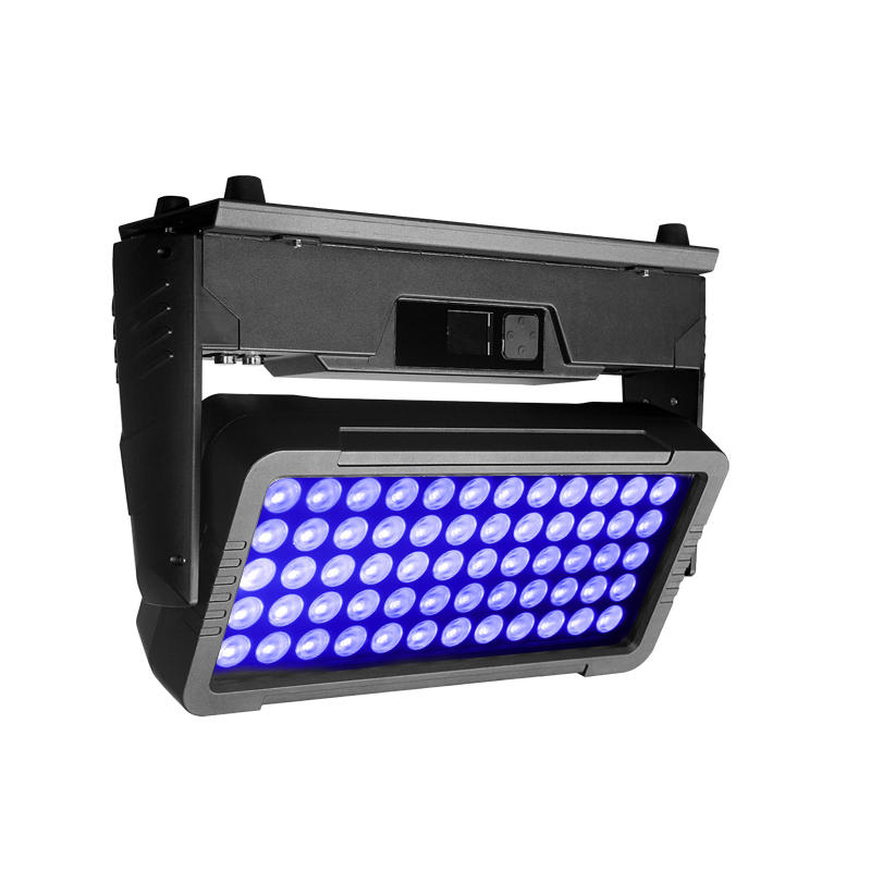 LED Effect Light_IP WALL 500  60pcs 8W RGBW 4-in-1 LED par wash outdoor waterproof IP65 lighting