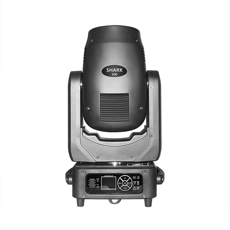 Moving Head Beam_SHARK 500 High Bright 295W BEAM sharpy stage light