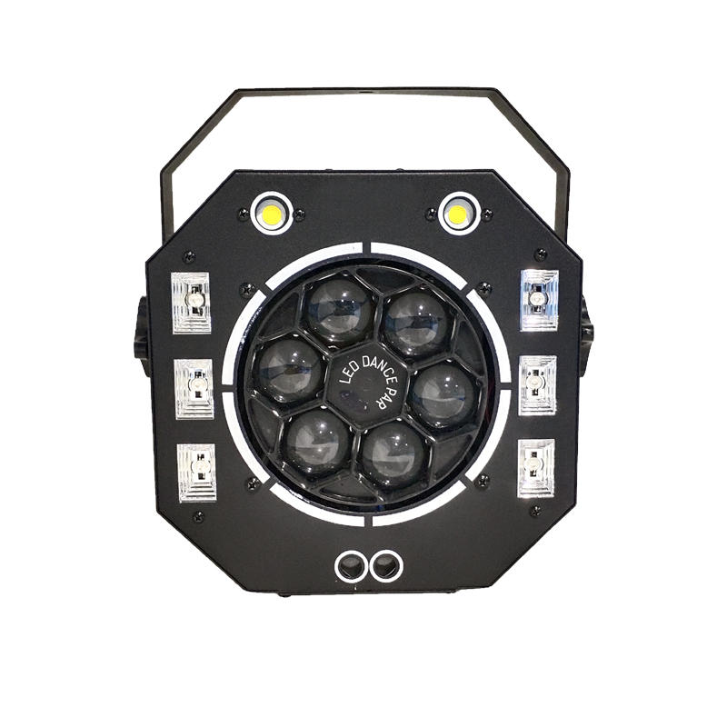 LED Effect Light_Bee Eye 4 In 1 Light Colored Stage Show Theatre Stage Lighting