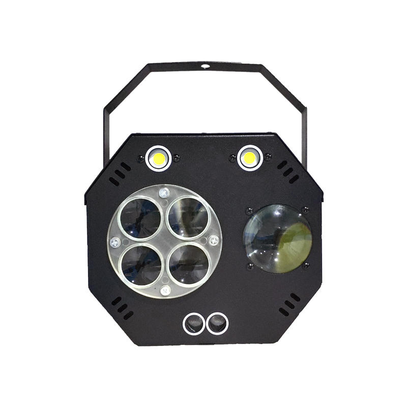 LED Effect Light SPOT 4 In 1 Light Colored Stage Lights