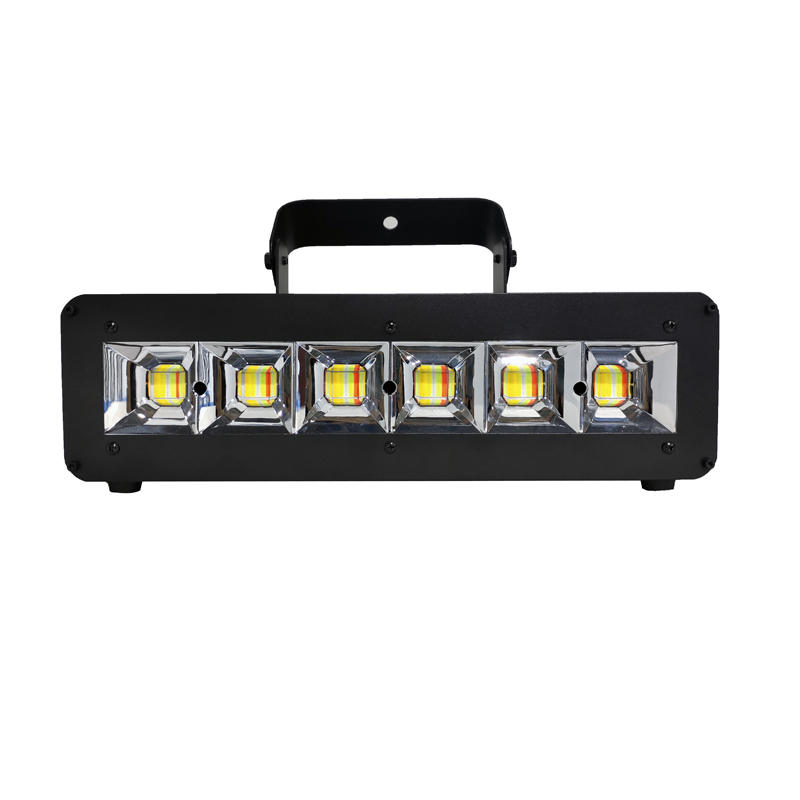 LED Effect Light_Five  color strobe Light colored Stage show Lights for disco / party / theatre
