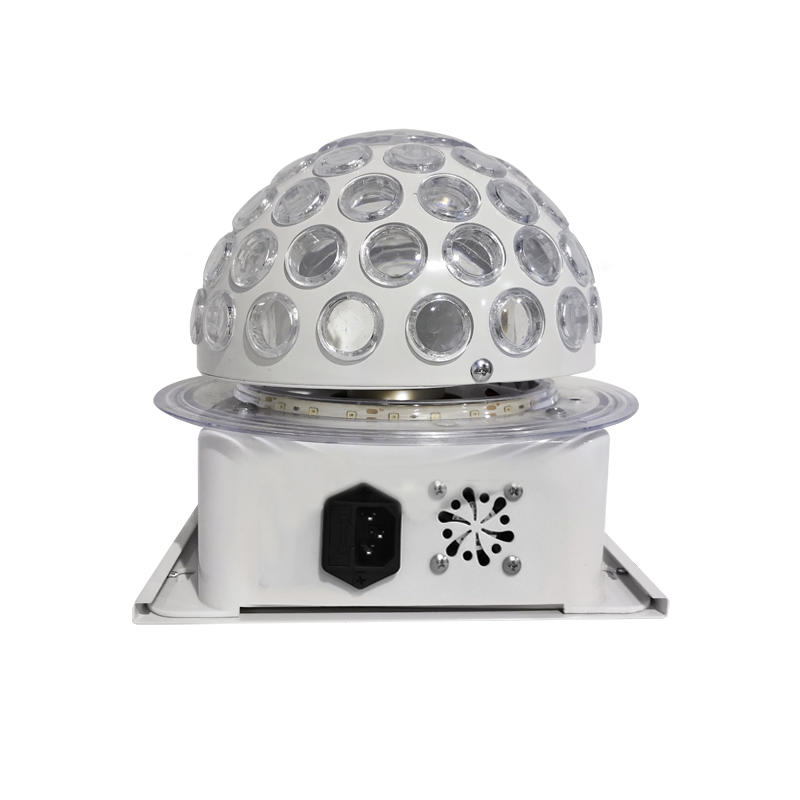 LED Effect Light 6 Bee Eyes Laser Light Colored Stage Show Lights For Party