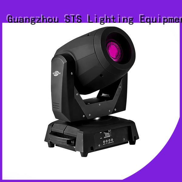200s rgbw moving head spot lighting for theaters STSLITE