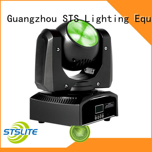 Mini moving head searchlight head 75W LED for DJ