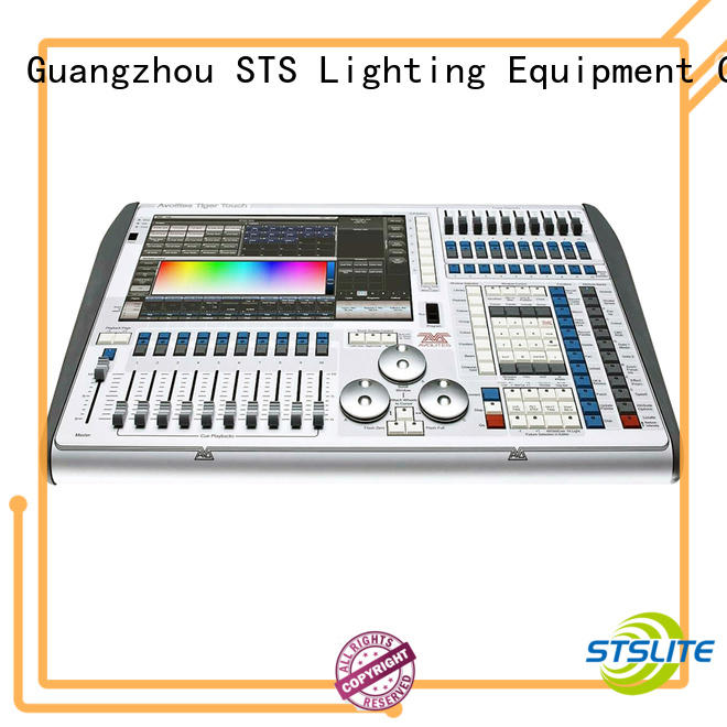 digital dmx laser controller touch console for splitter